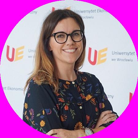 dr hab. Monika Hajdas, prof. UEW