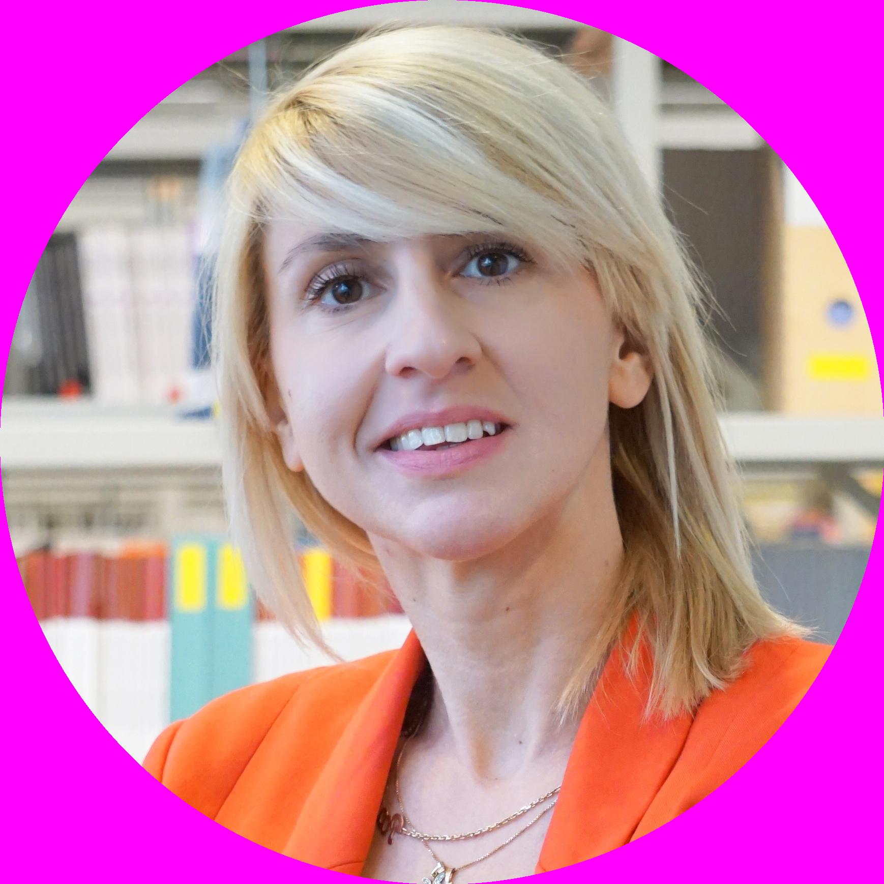 mgr Paulina Przystańska